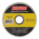 DISCO SPED/INOX THOMPSON 4.1/2X7/8X1,0